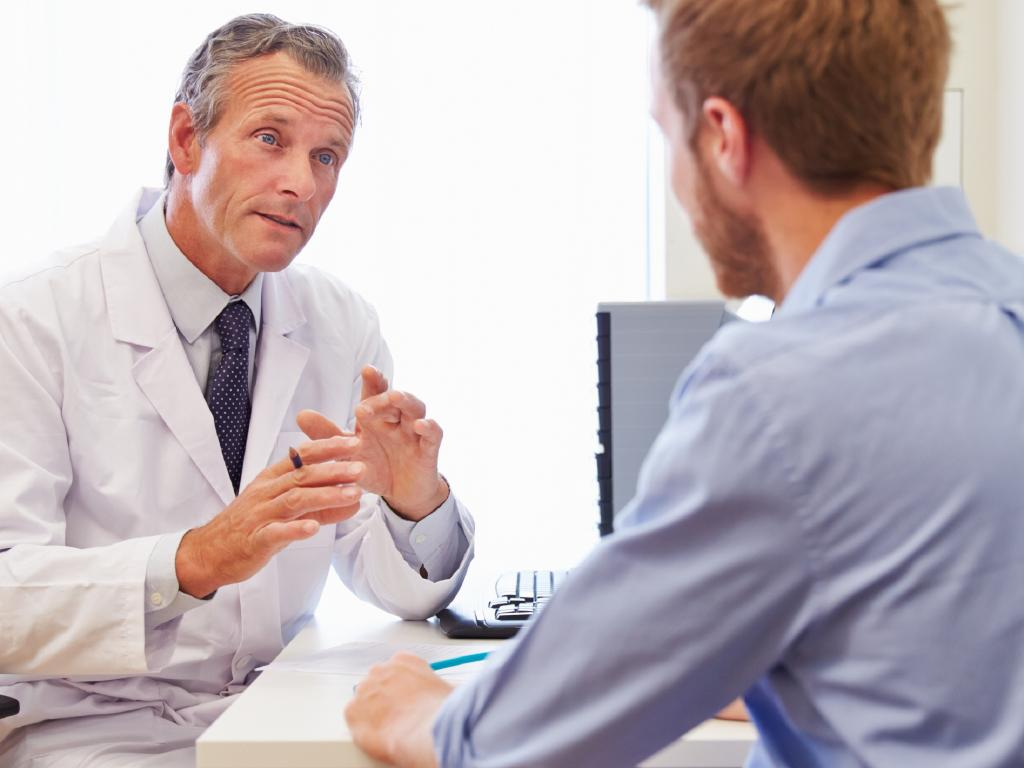 A new prostate cancer drug delays the spread of the disease. Picture: iStock
