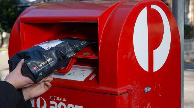 Australia Post staff have been accused of peeing on the job in customers' gardens. .