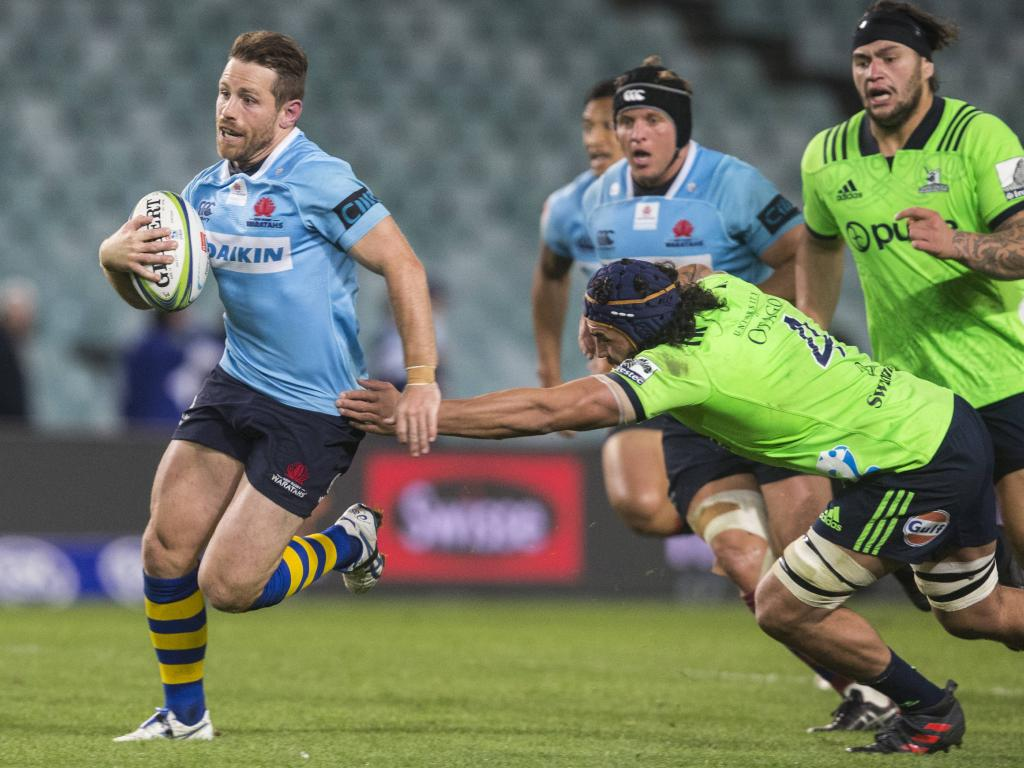 Bernard Foley and NSW ran riot against the Highlanders in May. Picture: Getty Images