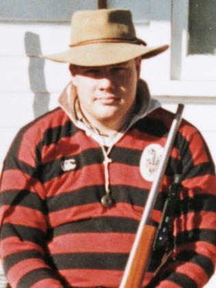 Jeffrey Brooks was killed in 1996.
