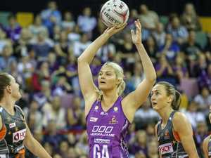 Duo sparkles as Firebirds topple Giants