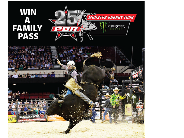 WIN A PBR FAMILY PASS COMPETITION