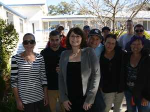 $40k makeover for drug rehab centre