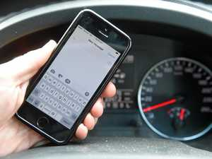 Texting drivers risking lives