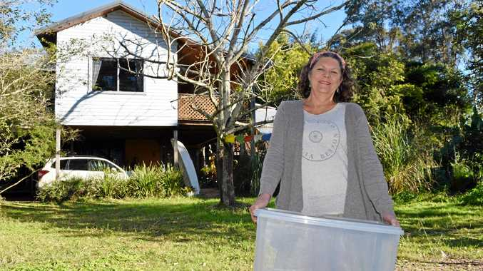 Lismore woman reveals ultimate flood survival plan