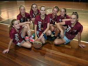 OUR GOLDEN GIRLS: Bundy Bears win gold