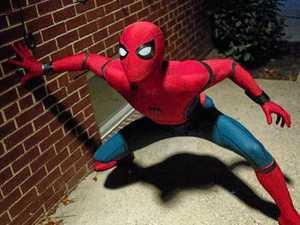 'Spider-Man' arrested after high-rise crime spree