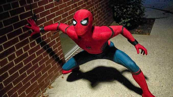 'Spider-Man' arrested after high-rise crime spree