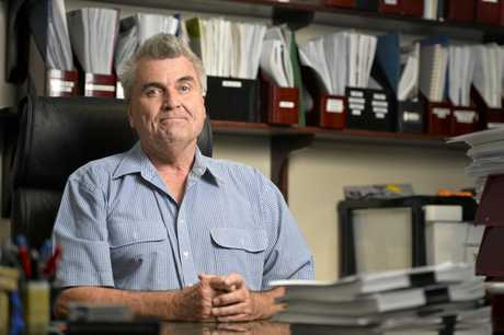 David Pahlke opened the letter, addressed to Local Government Minister Stirling Hinchliffe, by saying;
