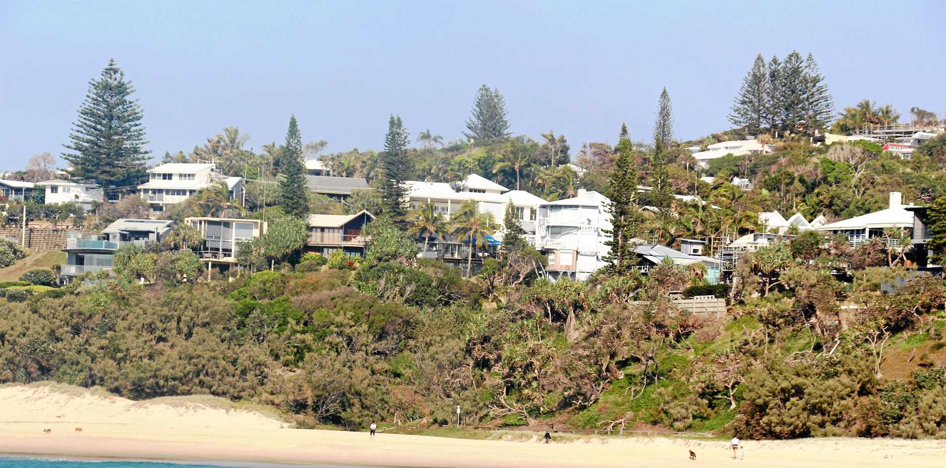 IT WAS once considered the playground for the rich and famous, now it's the Sunshine Coast suburb making the rich, even richer.