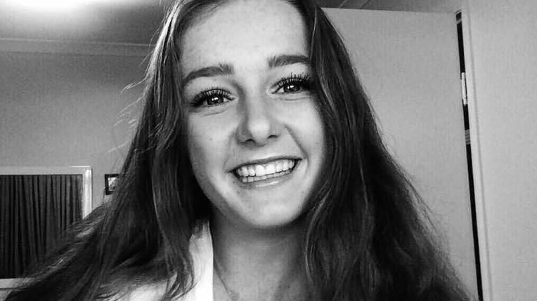 Jade Dixson, 17, died in a crash on Dulong Rd.