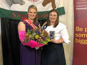 Claudia, Emma bound for Ekka state finals