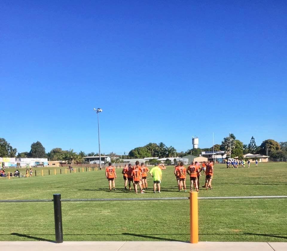 Wests Tigers preparing for their clash with Souths Sharks on Saturday.