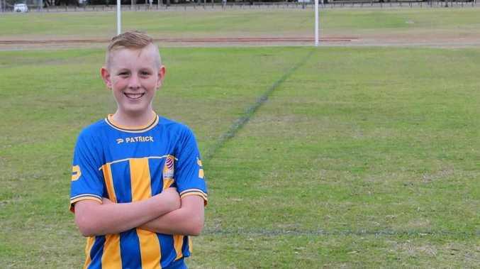 Blackwood makes Football Queensland Community Cup debut