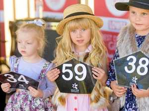LOOK: All 100+ entrants in cup day Kids Fashions