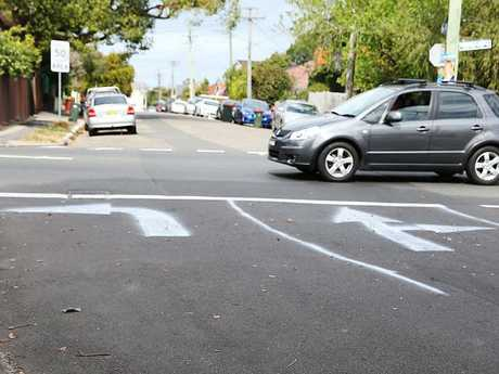 Too many Australian drivers speed around corners, with more than 16 per cent of us rating poorly when it comes to this basic driving skill. Picture: Danny Aarons / AAP