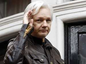 Assange steps down at WikiLeaks