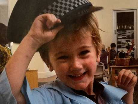 David Janzow has said he stabbed his son Luca because he believed he would become a psychopath like him.