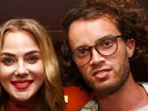 Jessica Marais thanks boyfriend for support