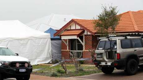 A teenager is now in custody. Picture: AAP Image/Trevor Collens