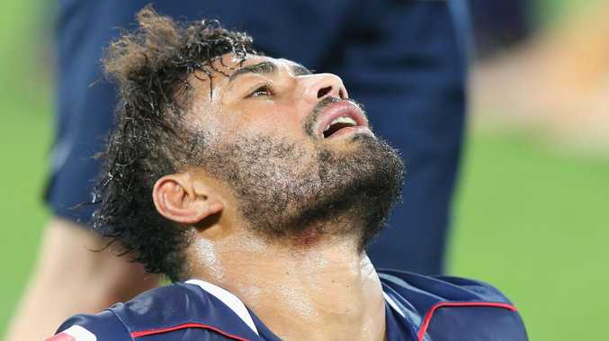 Melbourne Rebels' Amanaki Mafi arrested after alleged assault in New Zealand