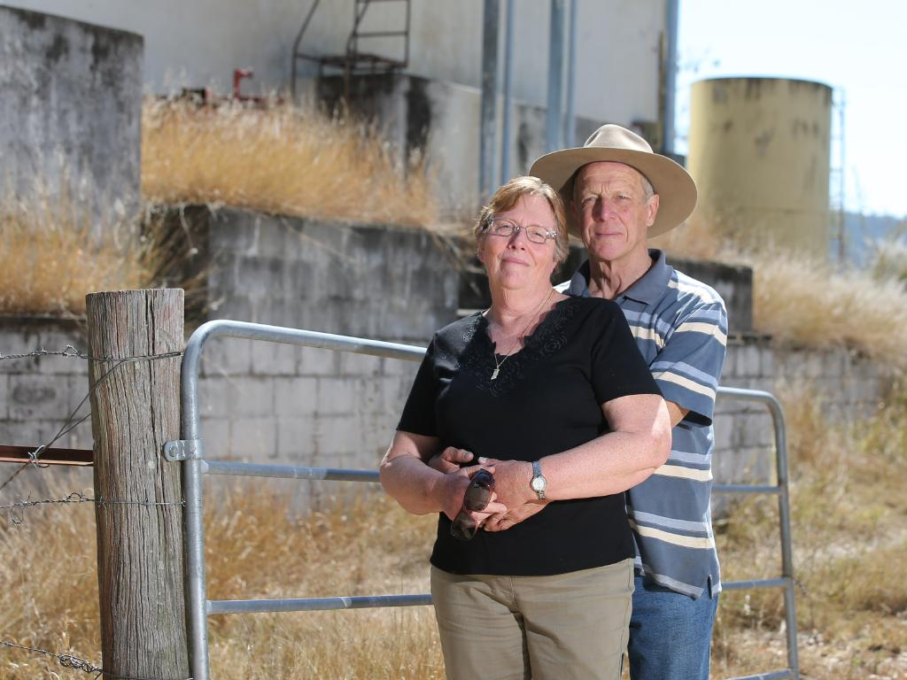 More than 22 years after their son's death, Lawrie and Wendy Brooks are trying to have the case re-opened. Picture: AAP/Tim Marsden