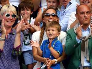 Djokovic's son's Wimbledon disgrace