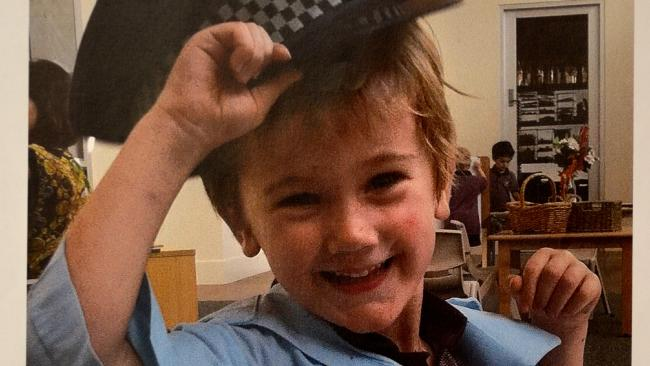 David Janzow, who fatally stabbed his young son Luca Janzow, is seeking limited release.