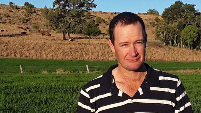 Highfields man in running for national Landcare award