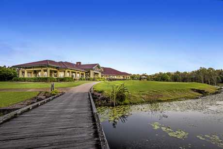A GREG Norman-designed golf course, considered the best on the Sunshine Coast, and a residential precinct are up for sale.