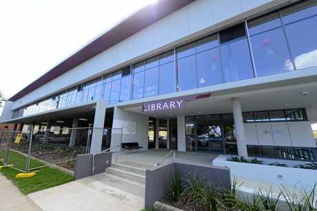 New Grafton Library  Photo Adam Hourigan / The Daily Examiner