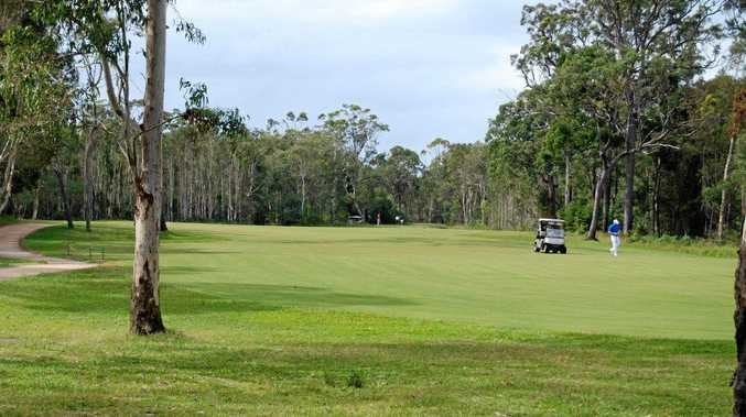 The Greg Norman-designed course and an adjacent residential precinct have come onto the market.