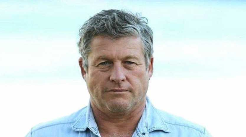 Actor and author Peter Phelps will be special guest at a Sunshine Coast Libraries event.