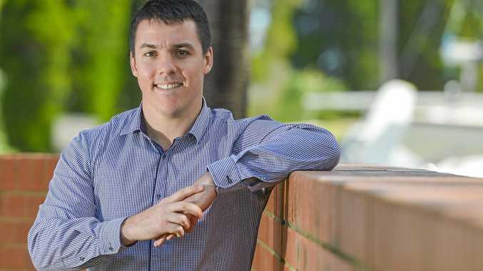 Labor candidate for Flynn Zac Beers.