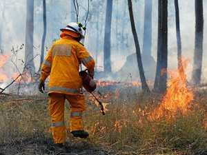 Smoke alert for Ipswich suburbs, hwy