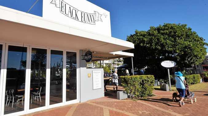 CLOSED: Black Bunny Kitchen at Alexandra Headland was placed into liquidation.