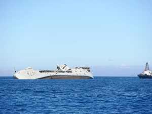 Release of report on Tobruk sinking imminent