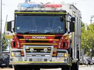 Bushfires, gas leak keep firefighters busy in Gladstone