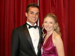 GALLERY: Redbacks roll out the red carpet for charity ball