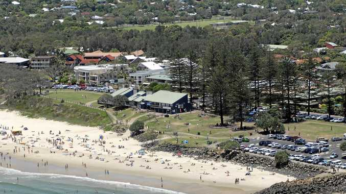 BARGARA HIGH-RISE: Why Byron and Noosa back lower buildings