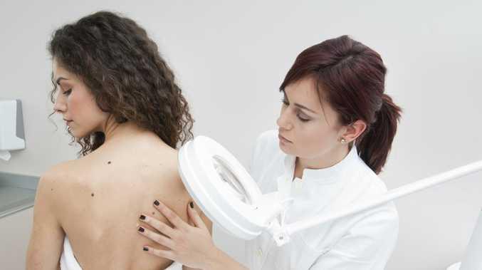 World-first melanoma test a jab away