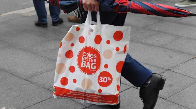 Anger as Coles rolls out more plastic