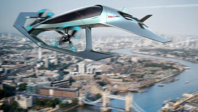 Volante Vision Concept.