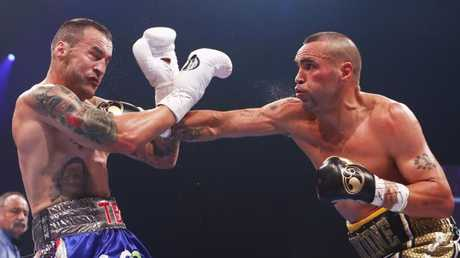 Mundine is well known for his heated rivalries with fellow Australians Danny Green and Daniel Geale.