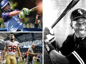 Sport's wackiest cross-code attempts