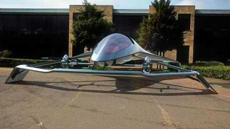 Volante Vision Concept explores future mobility.