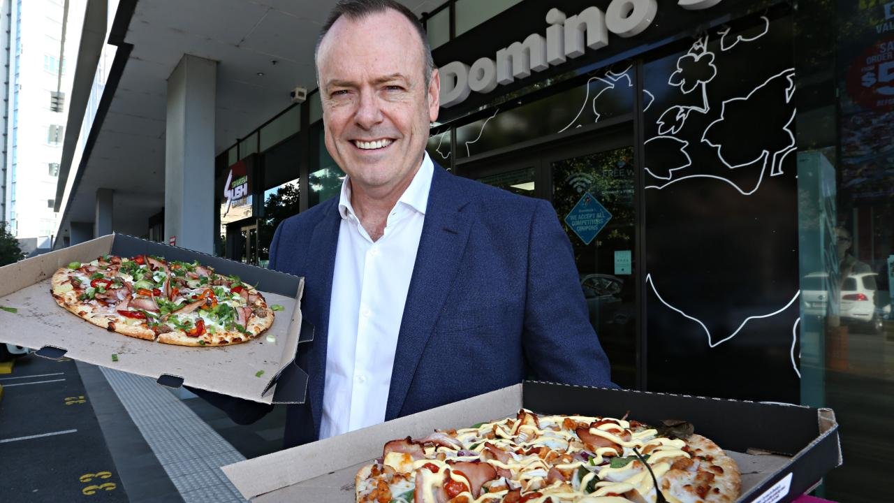 Domino's CEO Don Meij is officially our highest-paid CEO. Picture: Annette Dew