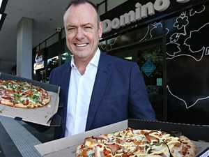 Domino's boss scores massive pay day from cheap pizza