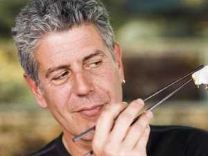 Bourdain's bizarre final interview