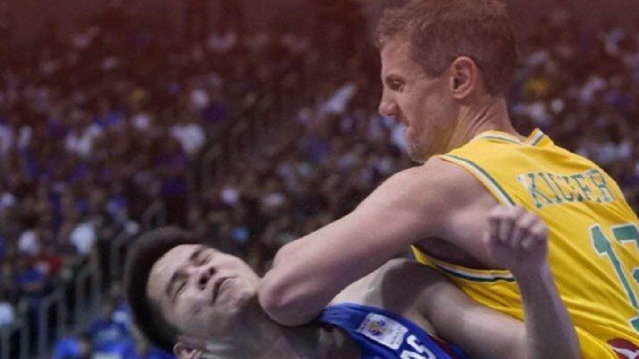 FIBA Court Brawl